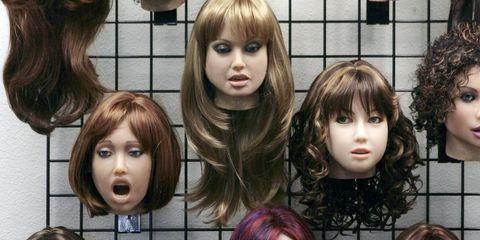 Sex Doll Heads
