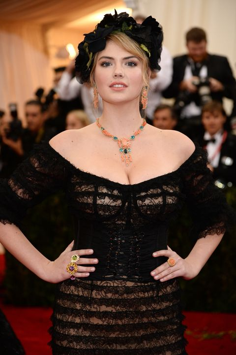 Kate Upton Says She Doesn't Do Nude Shoots Because of