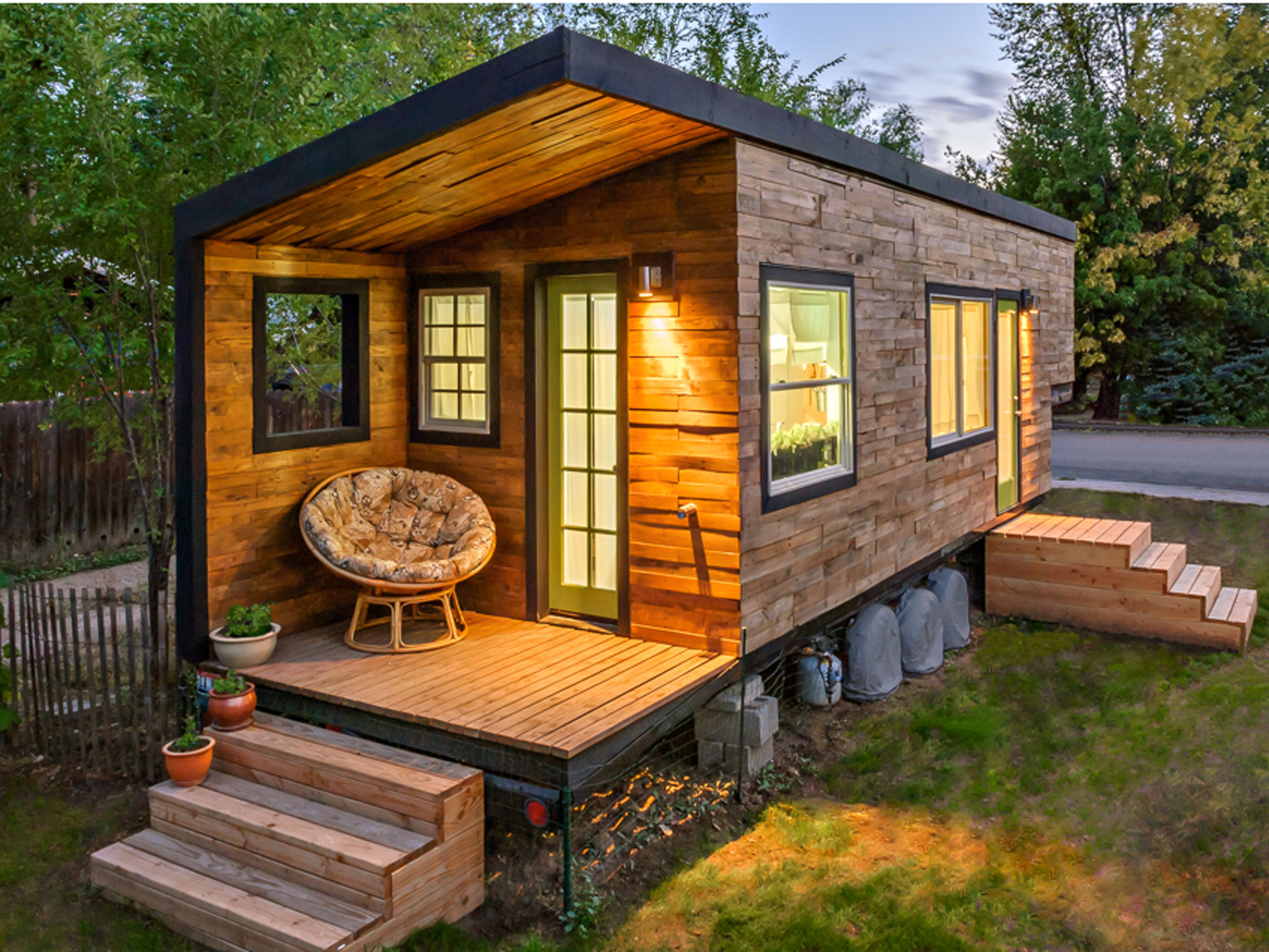 12 Tiny Houses That Will Fulfill Your Getting-Away-From-It-All Fantasies