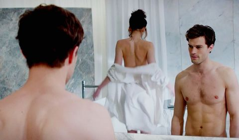 """Women Are Begging to Spend the Night in the """"Fifty Shades"""" Apartment"""