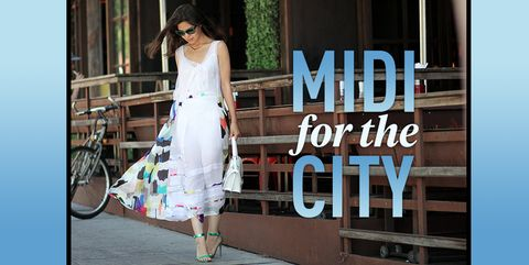 bdac7be4aaf5 13 Chic Ways to Wear a Midi