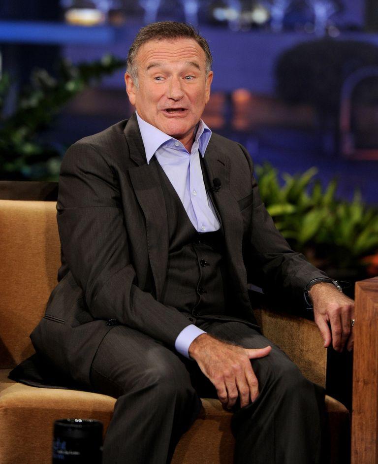 8 of Robin Williams's Funniest Jokes
