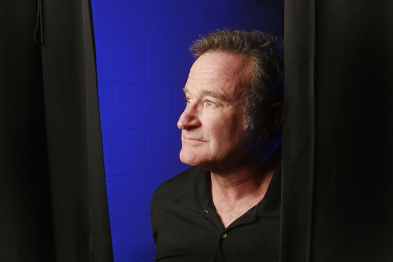 Watch Robin Williams Deliver a Sweet Message to a Sick Fan