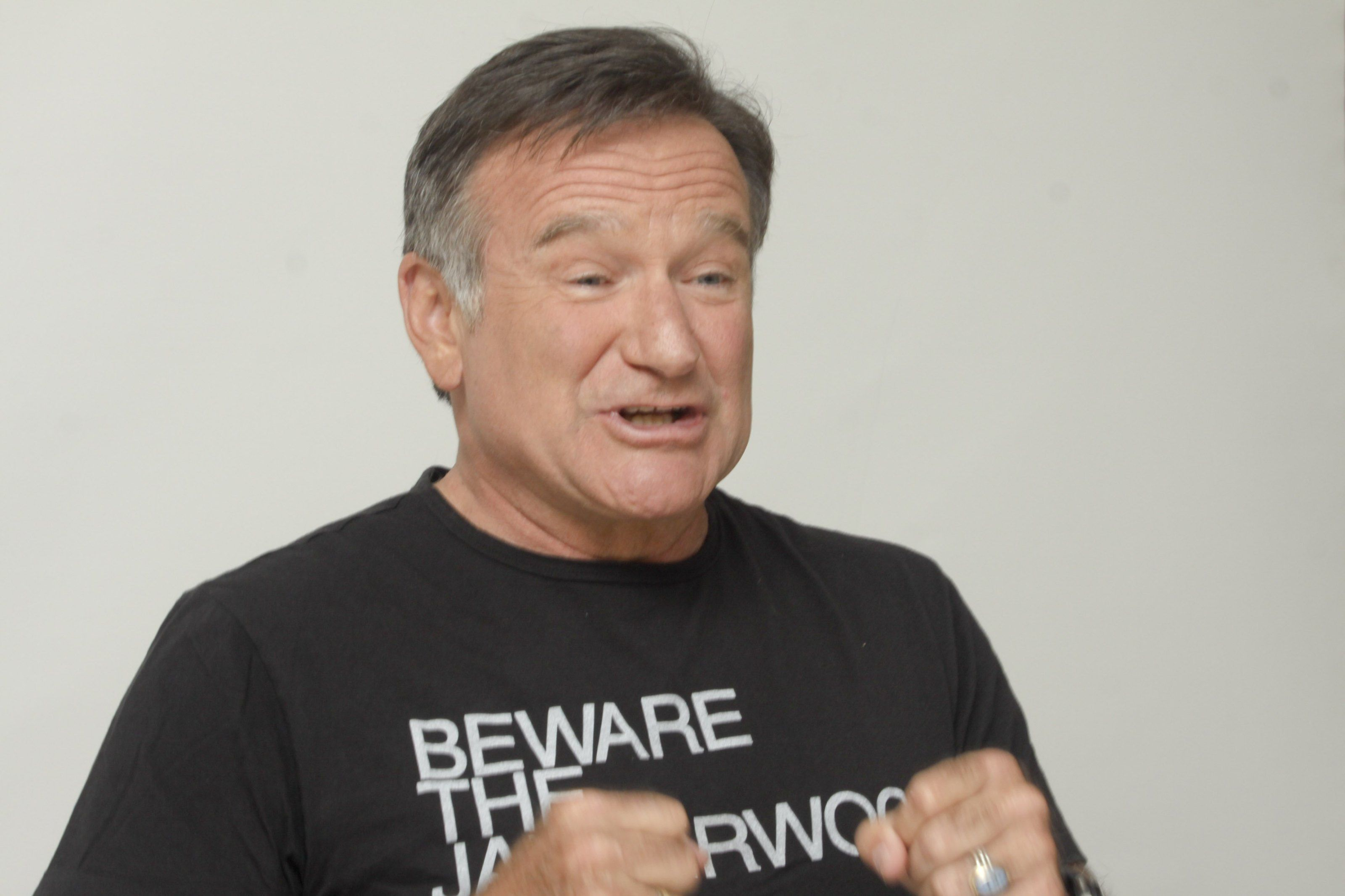 Fans Honor Robin Williams With Huge Tattoos of His Face