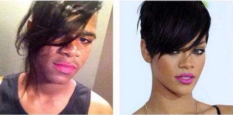 14 People Who Hilariously Transformed Themselves Into Their Favorite Celebs Using Makeup