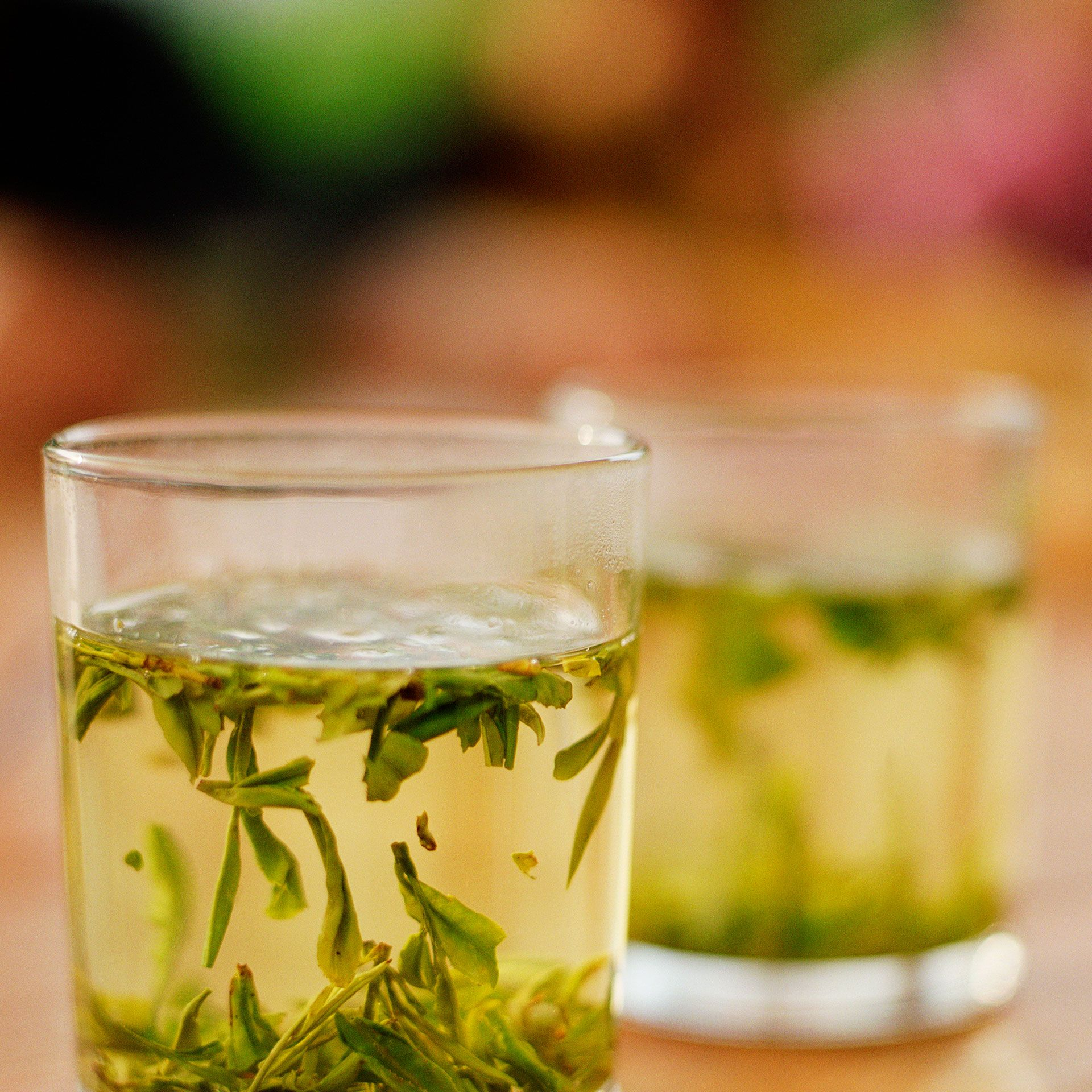 "<p>This antioxidant-rich tea has multiple health benefits, including boosting metabolism, says registered dietitian nutritonist <a href=""jackienewgent.com"">Jackie Newgent</a>, author of <em>The With or Without Meat Cookbook</em>. &ldquo&#x3B;It&rsquo&#x3B;s because green tea contains plant-based compounds called catechins.&rdquo&#x3B; Not only have these compounds <a href=""http://www.ncbi.nlm.nih.gov/pubmed/21115335"">been found</a> to reduce body weight and fat, but the caffeine in green tea also acts as a stimulant that can increase the amount of energy your body uses. And then there&rsquo&#x3B;s the H20. &ldquo&#x3B;<a href=""http://www.ncbi.nlm.nih.gov/pubmed/20796216"">Drinking water</a> may promote thermogenesis&mdash&#x3B;the production of heat caused by the metabolizing of food&mdash&#x3B;and play a role in reducing calorie intake,&rdquo&#x3B; adds Newgent.&nbsp&#x3B;</p>"