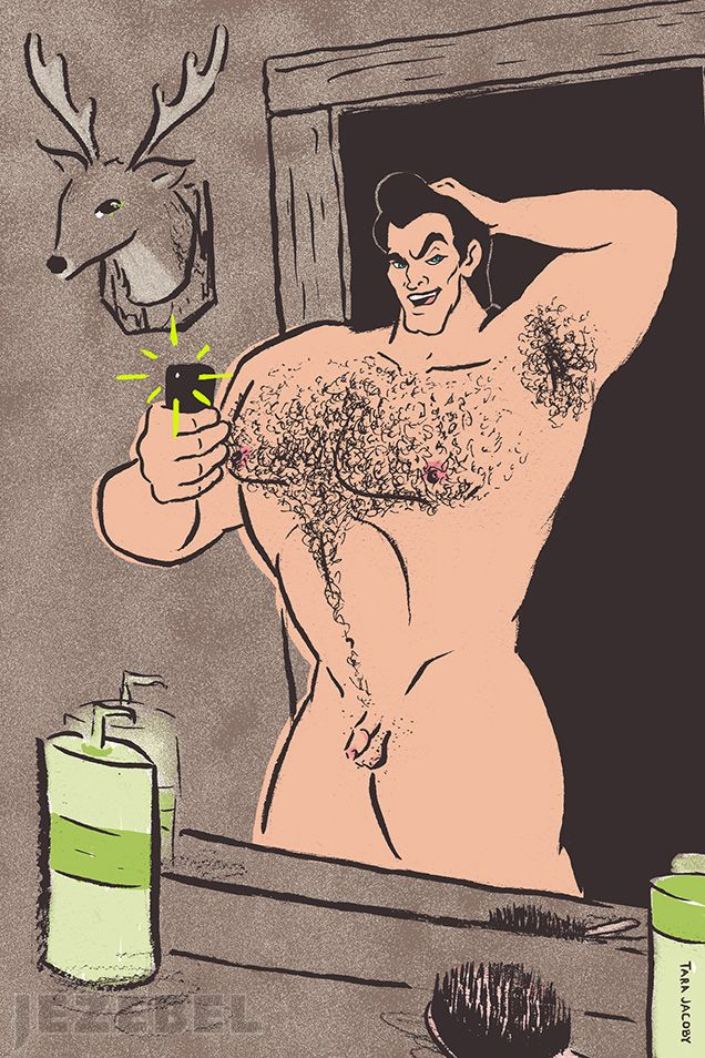 Have You Ever Wondered What Disney Princes' Peens Looked Like?