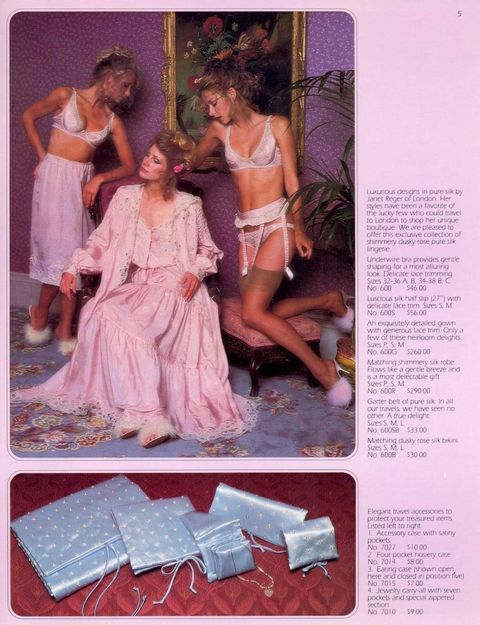 0281c117b7 The Way the Victoria s Secret Catalog Used to Look Is Absolutely Amazing