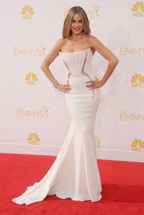 Sofia Vergara Was Treated Like a Human Statue at the Emmys
