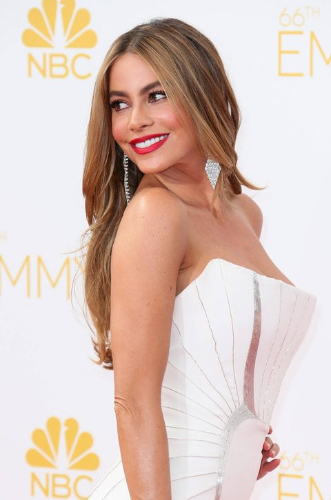 Sofia Vergara Doesn't Know Why You Thought Her Emmys Stunt Was Sexist
