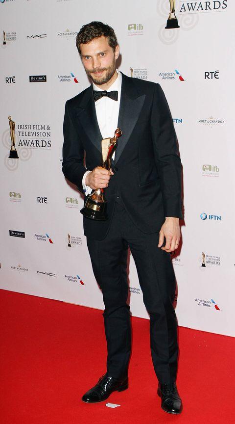 Irish Film And Television Awards: Jamie Dornan