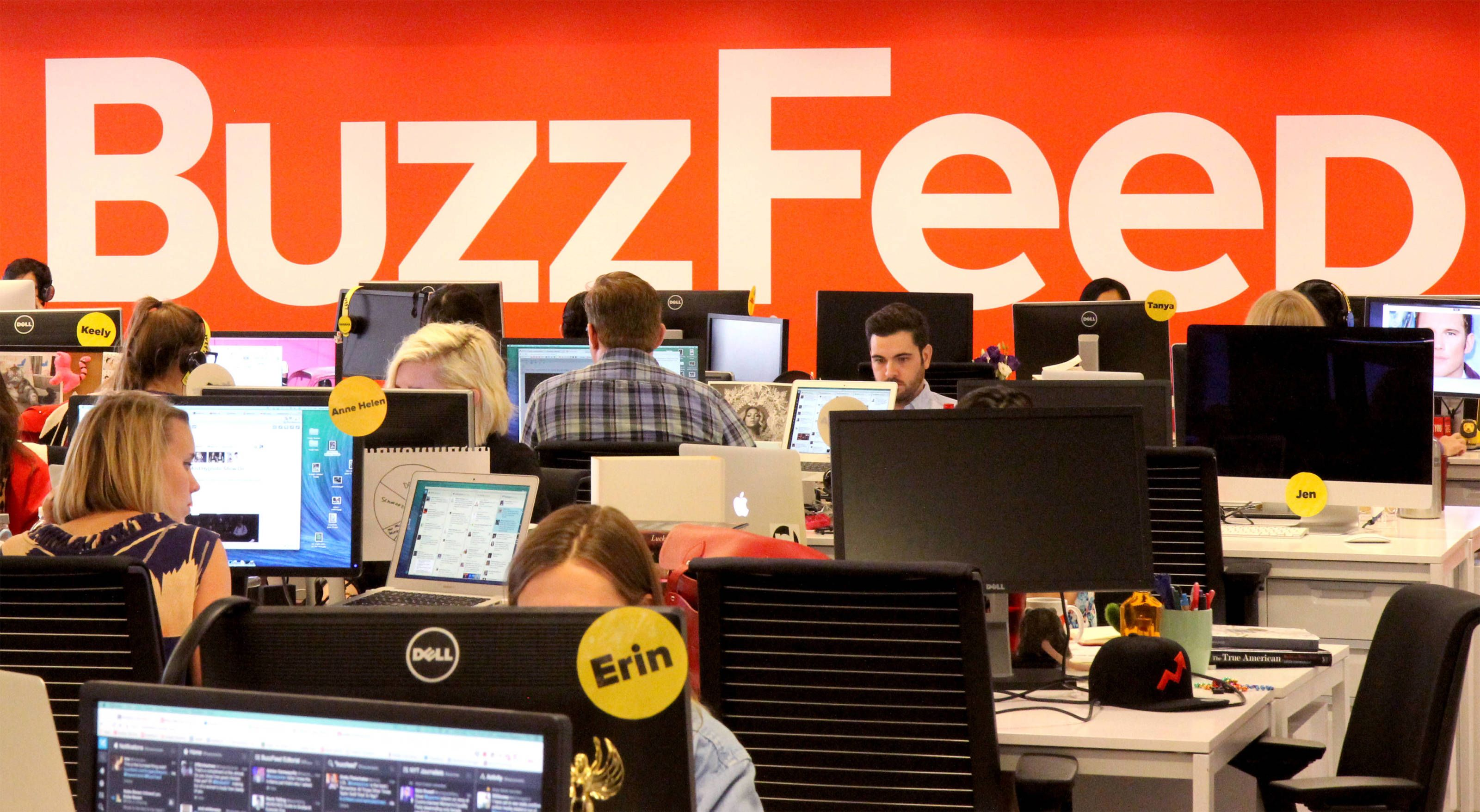 buzzfeed india office