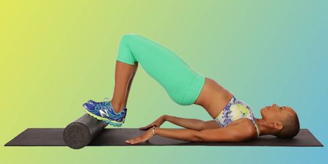 8 Incredibly Effective Exercises You Can Do With a Foam Roller