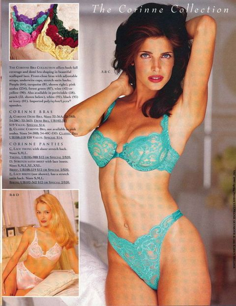 1e5484e5b The Way the Victoria's Secret Catalog Used to Look Is Absolutely Amazing