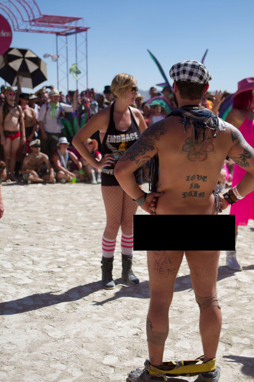 Girls on peirod naked