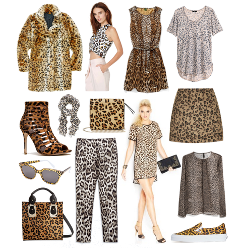 24233818cf4 How to Wear Leopard Print -10 Cool Ways to Wear Leopard Print