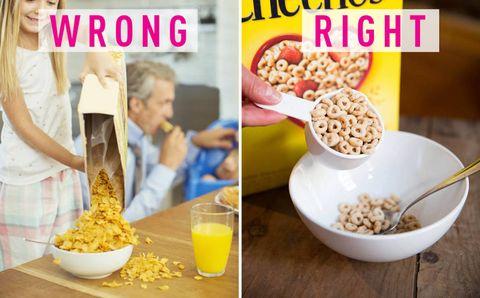 Breakfast hacks 17 ways youre eating breakfast wrong kathleen kamphausen ccuart Gallery