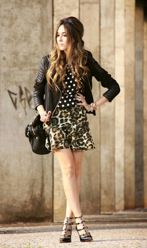 b7a10aa14b How to Wear Leopard Print -10 Cool Ways to Wear Leopard Print