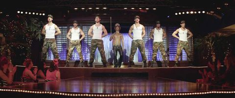 Filming on the Magic Mike sequel has begun
