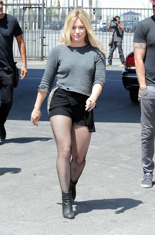 Hilary Duff Leak