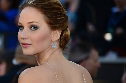 Jennifer Lawrence is not happy her nudes leaked.