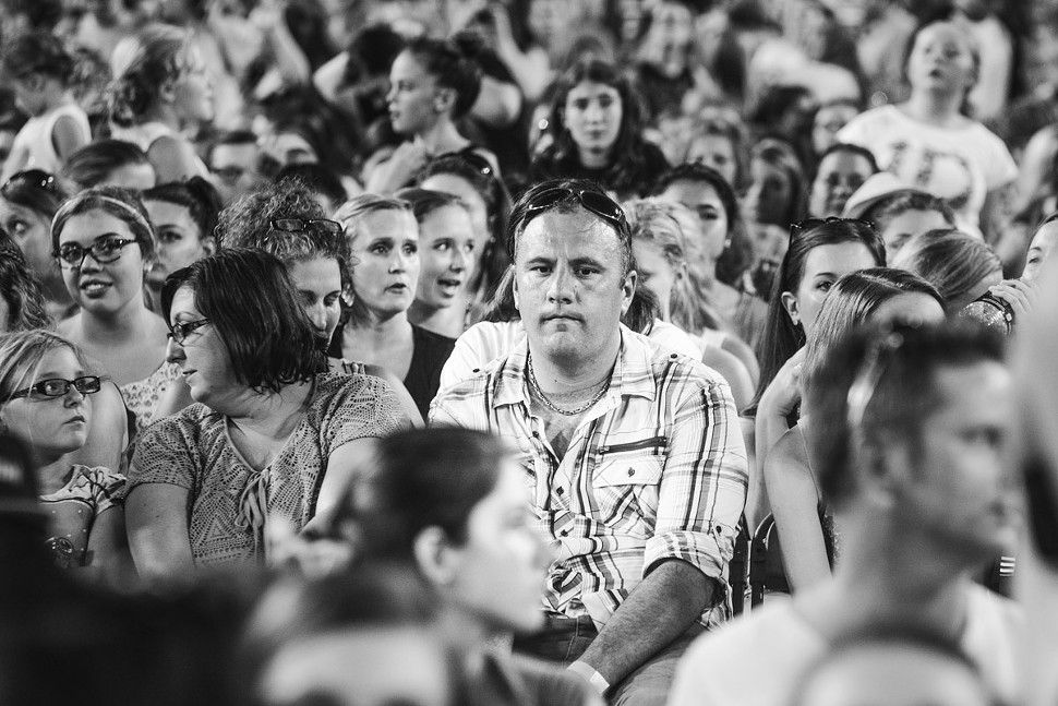 Sad Dads at One Direction Concerts Is the Best Thing on Earth
