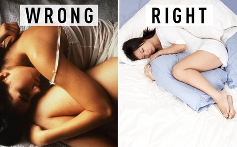 18 Ways You're Sleeping Wrong