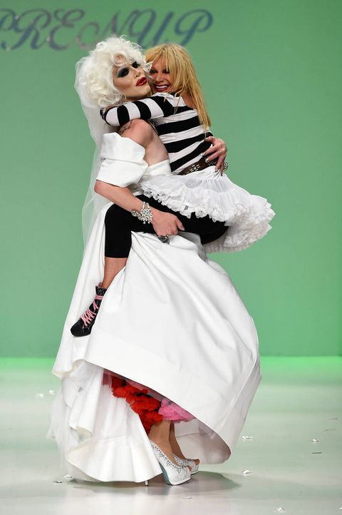 10 Reasons Betsey Johnson's Fashion Show Is the BEST