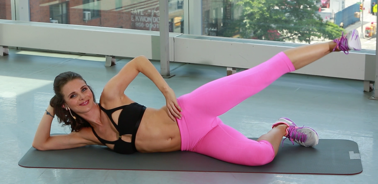 Thigh Exercises 5 Ways To Sculpt Lean Thighs From The Floor