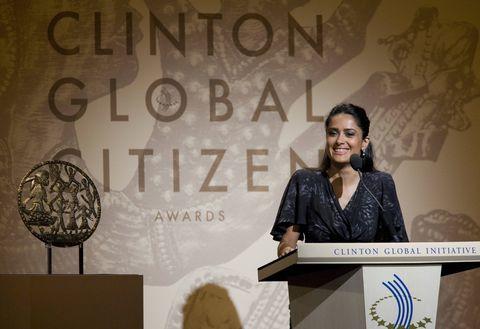 Salma Global Citizen