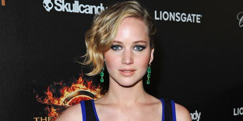 """You Won't Believe What Jennifer Lawrence Had to Say About the """"Hunger Games"""""""