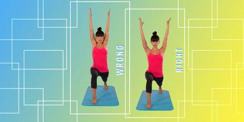 4 Yoga Poses Youre Doing Wrong