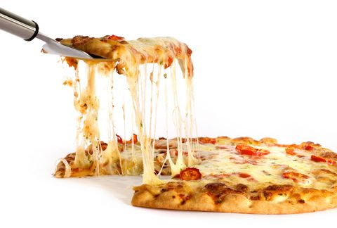 According to Math, This Is the Right Way to Cut a Pizza