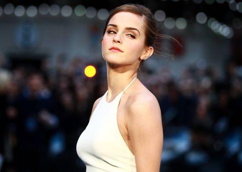 Emma Watson nude photo hoax.