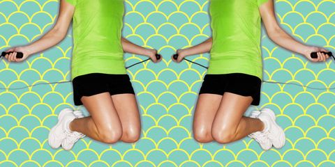 7 Ways to Work Out With a Jump Rope