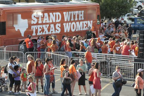 Stand With Texas Woman