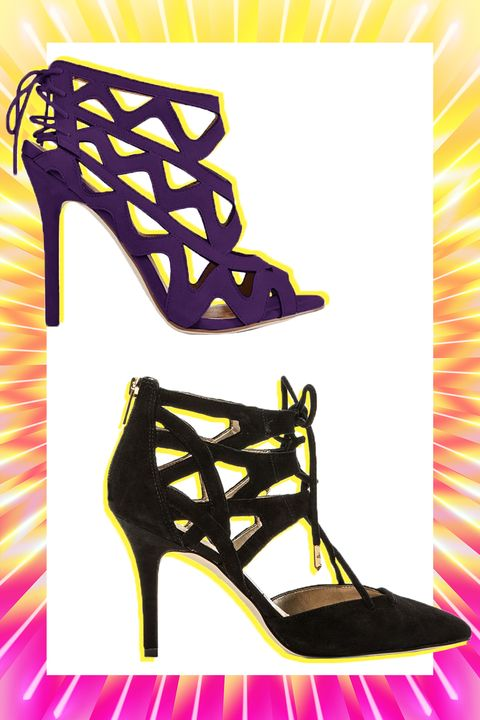 d85bd72d1753d 20 Sexy Pairs of Lace-Up Heels
