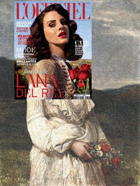 See Beyonce And Rihanna Magazine Covers Reimagined As Beautiful Art