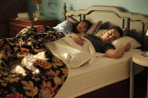 Human, Comfort, Room, Bedding, Linens, Bedroom, Bed sheet, Bed, Lamp, Pillow,