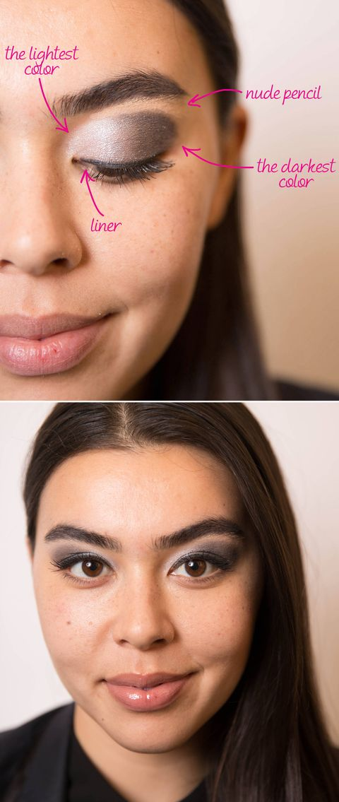 Smoky Eye Tutorial 12 Eyeliner Hacks To Create Smoky Eye Makeup