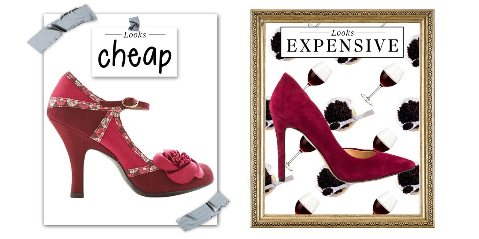 8 Reasons Your Shoes Look Cheap
