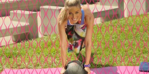 9 Ways to Get Amazing Abs Using a Medicine Ball