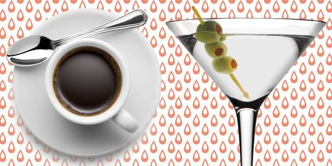 Coffee Might Counteract the Damage From Heavy Drinking