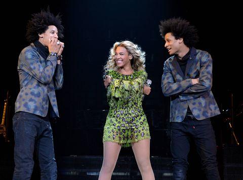 Beyoncé's Dancers Les Twins Still Having Their Minds Blown by Beyoncé Every Night