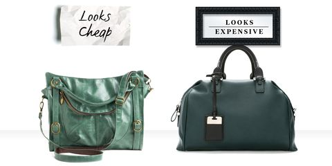 On Right Green Bowling Bag Zara