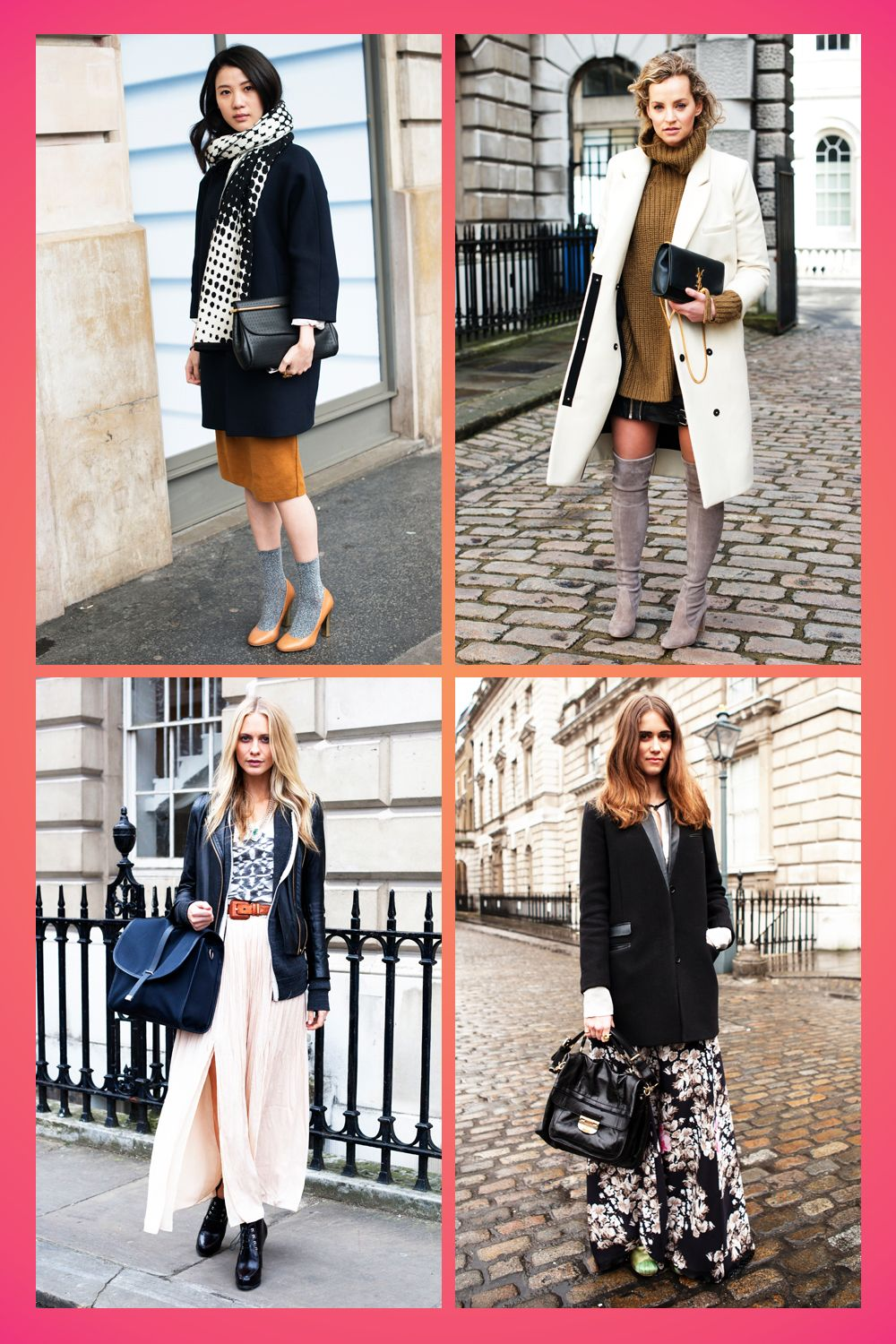 How Can I Wear Dresses in Winter Without Always Wearing Tights?