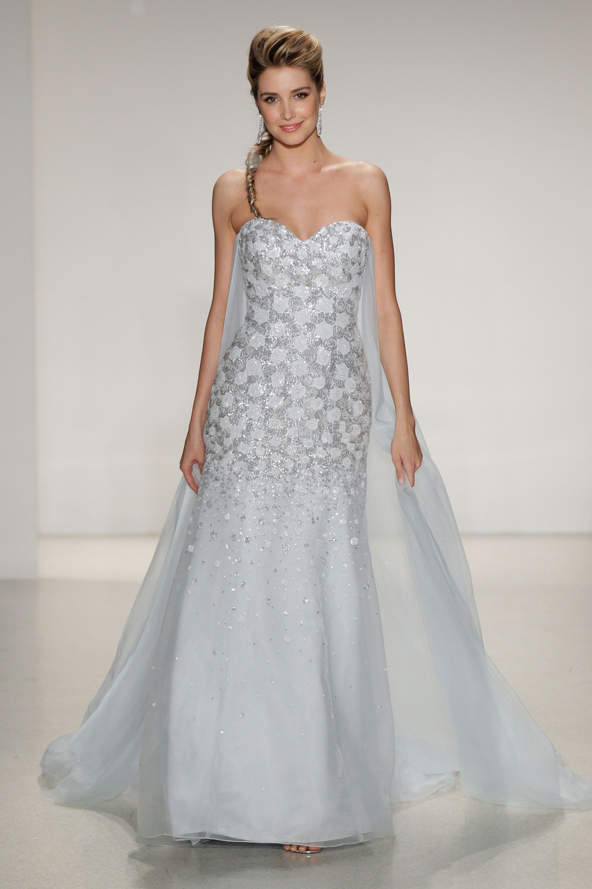 Oh Look Heres Your Frozen Themed Wedding Dress Irl Jolie Clothing Rhey Tulle Skirt