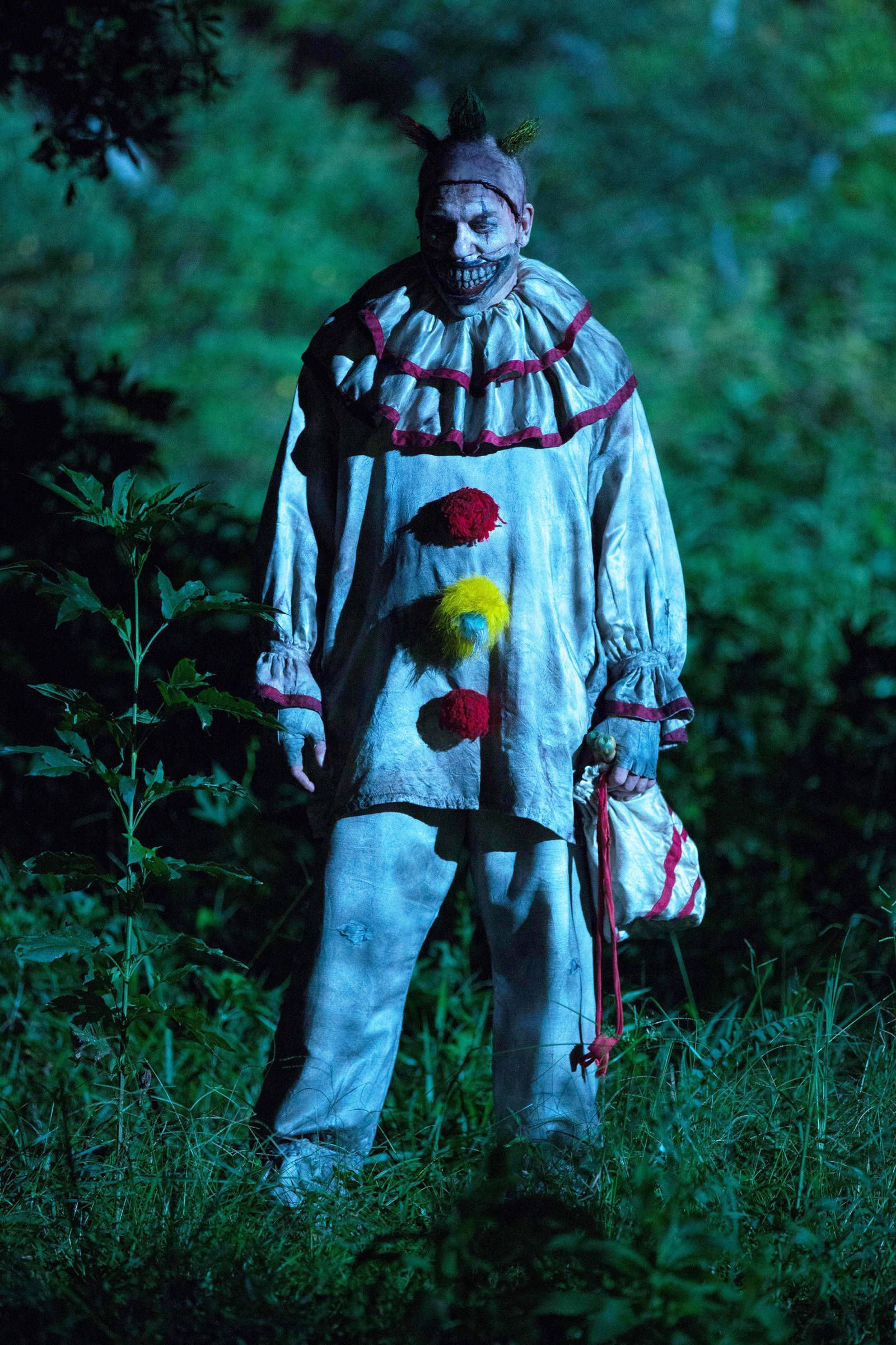 Everything You Need to Know About the Creepy Clown Epidemic That Began This Summer