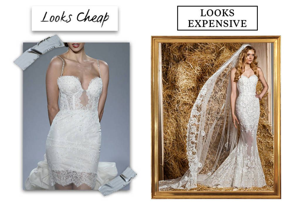 Gown Wedding Dresses Not Expensive
