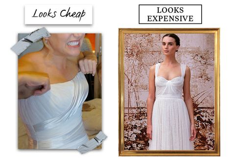 ff5fbb0d77 10 Reasons Your Wedding Dress Looks Cheap